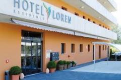 Hotel Loren Eingang