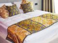 Hotel Swiss Star Bett